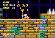 Later Tails wants to go alone
