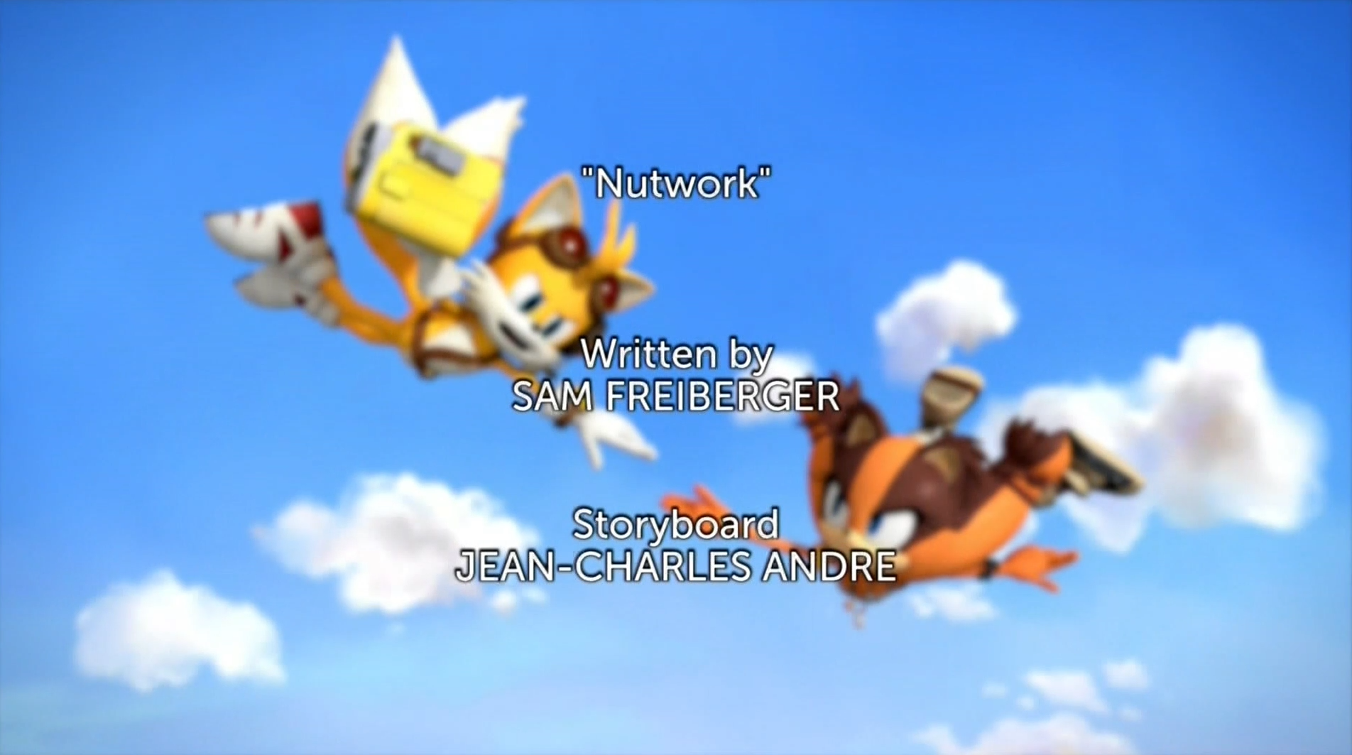 Nutwork Title Card