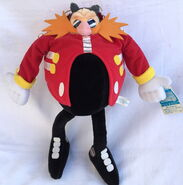 SA1 PlushToy Eggman