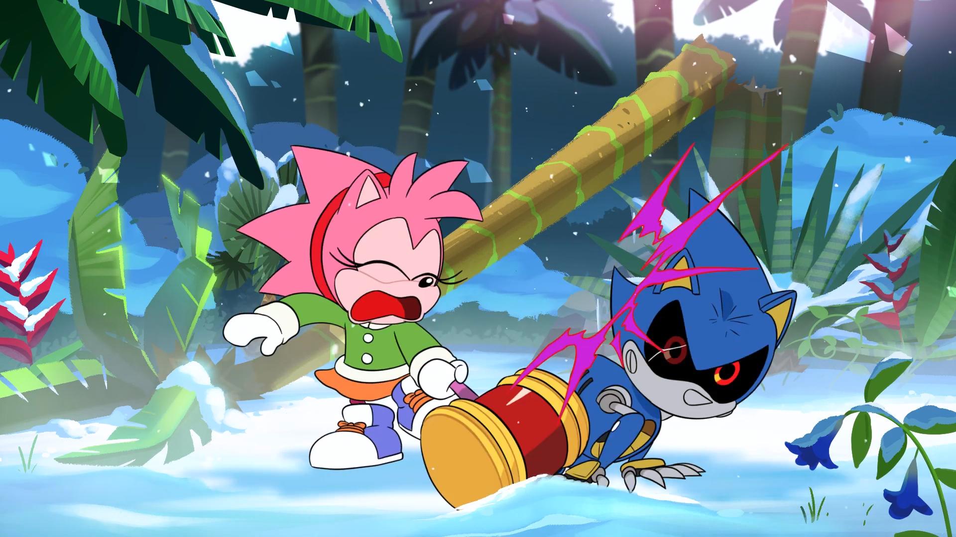 Piko Piko Hammer Classic Sonic S World Sonic News Network Fandom