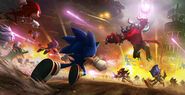 Sonic-Forces Concept-Art War