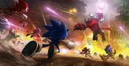 Sonic-Forces Concept-Art War