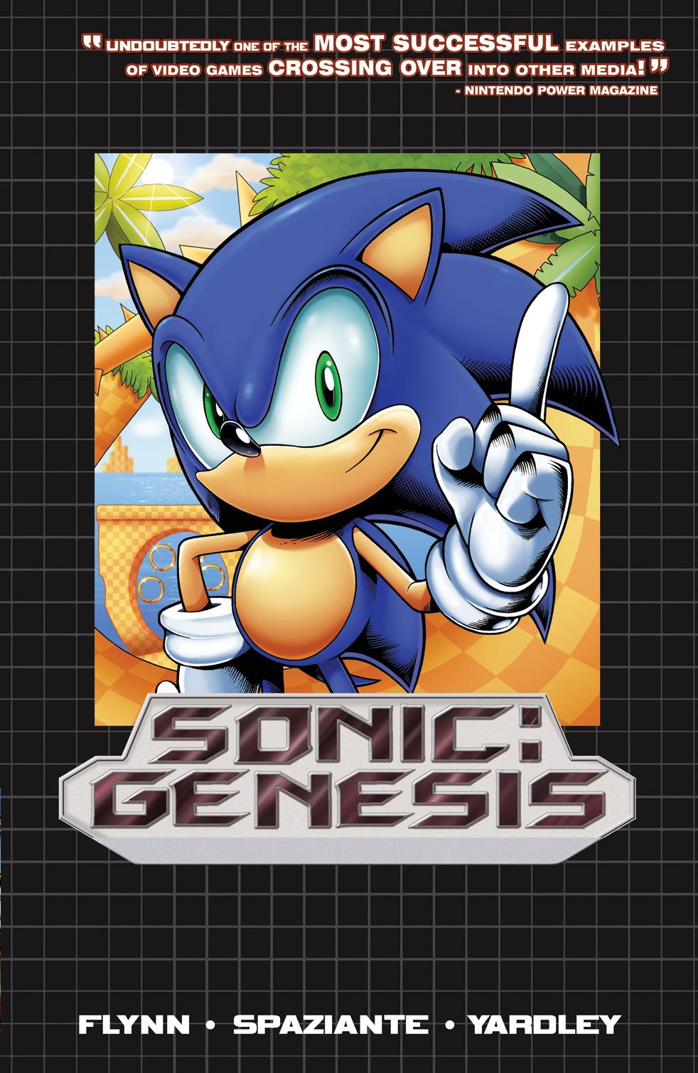 Sonic Genesis Sonic News Network Fandom