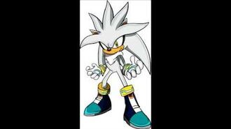 Sonic Party Wii U - Silver The Hedgehog Voice