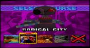 Sonic R menu 3
