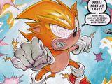 Cупер Соник (Sonic the Comic)