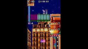 DesMuMe Sonic Rush Night Carnival Act 1 - Blaze, 1080p 60FPS