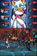 E223 Sonic Chronicles The Dark Brotherhood Nintendo0DS