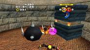 Sonic Heroes Hang Castle Team Dark 11