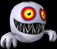 Sonic Runners Boo model