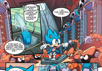 Sonic in Wrong Car