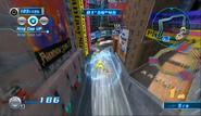 Super Sonic in '80s Boulevard 2