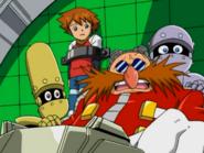 Ep26 Eggman watching Sonic