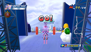 Mario Sonic Olympic Winter Games Gameplay 011