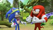 S1E44 Sonic Knuckles 2