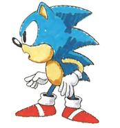 Sonic 91 art 26