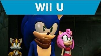 Sonic Boom E3 Trailer
