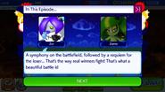 Sonic Runners Zazz Raid Event Zeena Zor Cutscene (7)
