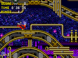 Stardust Speedway (Sonic the Hedgehog CD)