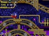 Stardust Speedway (Sonic the Hedgehog CD)