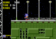 300px-Sonic The Hedgehog Star Light Zone Act 2