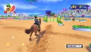 Mario Sonic London Gameplay 127