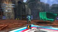 Minecart Sonic the Hedgehog 2006