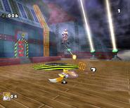 SA Tails vs Gamma DX 3