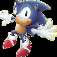 Sega World Sydney Sonic