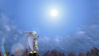 Sonic 2006 - Final de Silver