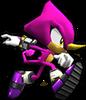 Sonic Rivals 2 - Espio the Chameleon model