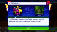 Sonic Runners Zazz Raid Event Zeena Zor Cutscene (9)