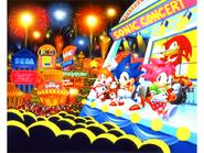 Sonic Screen Saver 39