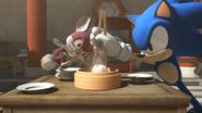 Sonic VS Chip