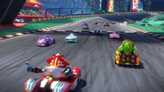 Team Sonic Racing Opening 11
