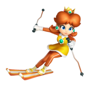 Daisy winter games