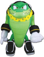 GE Vector the Crocodile plush