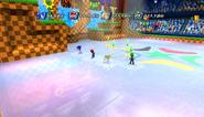 Mario Sonic Olympic Winter Games Gameplay 366