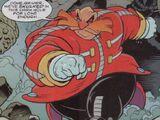 Doctor Ivo Robotnik (Sonic the Comic)