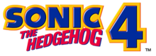 Sonic 4 logo without episode sub-titles