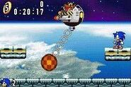 Sonic Advance Egg Mobile-H