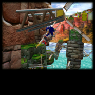Sonic Adventure Credits (Sonic 04)