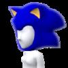 Sonic Costume (Head) F