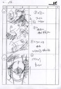 Sonic Riders storyboard 07
