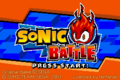 Sonic battle gimme shelter