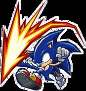 Sonic pose 62