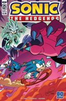 IDW Sonic the Hedgehog Issue 29