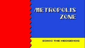 StH2 Music Metropolis Zone
