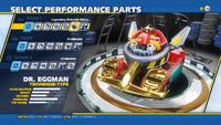 Eggman Legendary Robotnik Motor Front