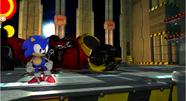 El Death Egg Robot destruido